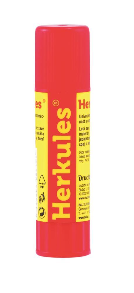 Herkules lepící tyčinka 40g