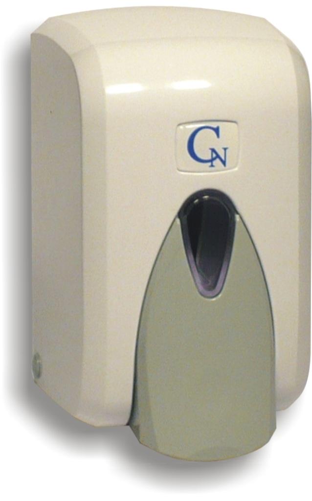 Dávkovač zpěňovacího mýdla 500ml bílý