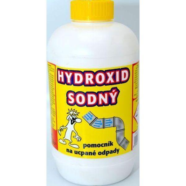 Hydroxid sodný 1000g Styl