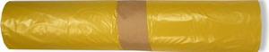Pytle na odpad 0,04mm 25ks/120l žluté