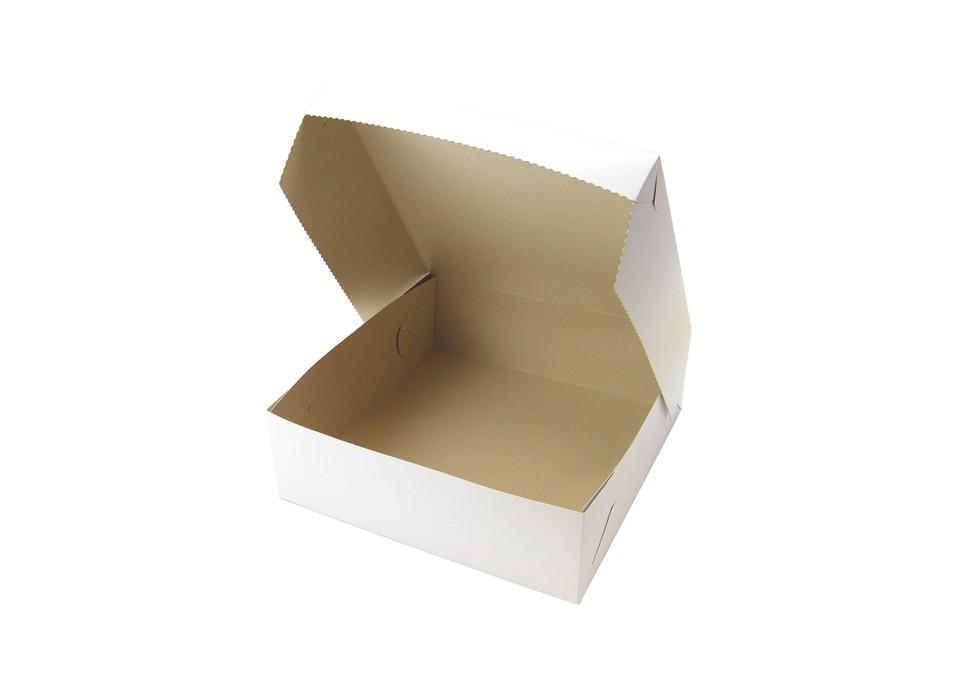 Dortová krabice papírová 28x28x10cm